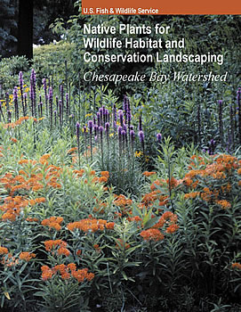 Native Plants for Wildlife Habitat and Conservation Landscaping book cover